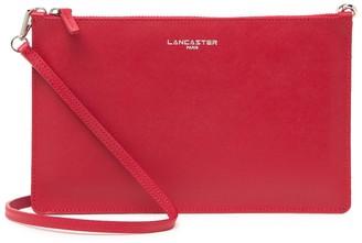 Lancaster Paris Saffiano Element Leather Crossbody Bag