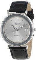 Jowissa Women's J2.025.L Strada Silver Dial Date Watch
