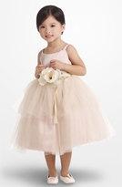 Us Angels Girl's Tulle Ballerina Dress