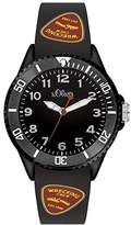 S'Oliver Boys' Watch SO-3409-PQ
