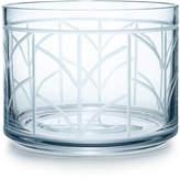 Tiffany & Co. Wheat Leaf wide cylinder vase