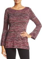 Heather B Boat Neck Space-Dye Sweater - 100% Exclusive