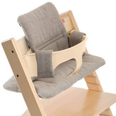 Stokke Cushion For Tripp Trapp Chair, Hazy Tweed