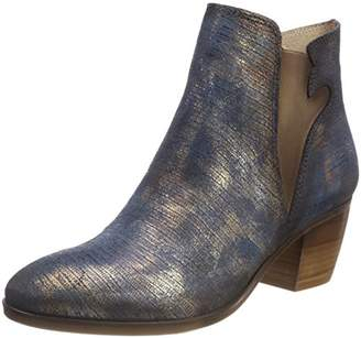 Pinto Di Blu Women's Blackbird Ankle Boots, (Blue 33)