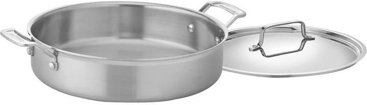 Cuisinart MultiClad Pro 5.5 Qt. Stainless Steel Saute Pan