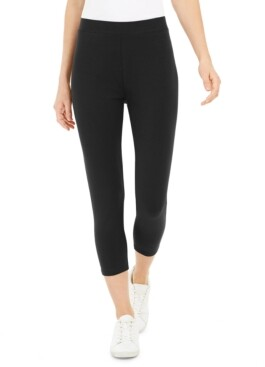 Style&Co. Style & Co Capri Leggings, Created for Macy's
