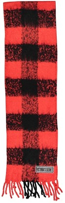 Victoria's Secret Red Synthetic Scarves