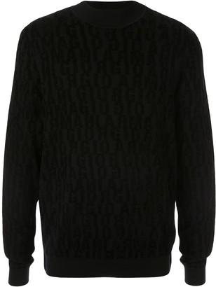 Giorgio Armani Long Sleeved Sweater