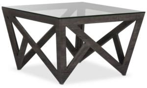 Safavieh Radley Glass Top Coffee Table