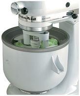KitchenAid Kitchen Aid Ice Cream Maker Mixer Attachment KICA0