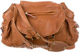 Jerome Dreyfuss Leather Twee Crossbody Bag
