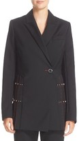 Ellery Women's Pluto Side Pleat Jacket