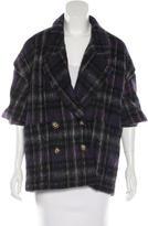 Jason Wu Double-Breasted Wool Coat