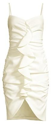 LIKELY Kelaya Ruffle Dress