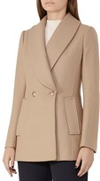 Reiss Malika Wool-Blend Coat
