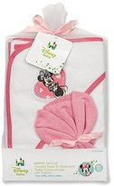 Disney Minnie Mouse Hooded Towel Gift Set
