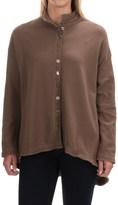Neon Buddha Shopping Shirt - Long Sleeve (For Women)