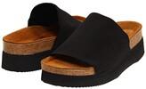 Naot Footwear Tampa (Black Stretch) Women's Sandals