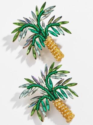 BaubleBar Palms Statement Stud Earrings