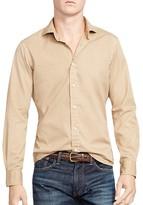 Polo Ralph Lauren Twill Slim Fit Button Down Shirt