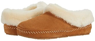L.L. Bean L.L.Bean Wicked Good Slippers Squam Lake (Brown) Women's Slippers