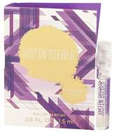 Justin Bieber Collector's Edition by Vial (Sample) .05 oz