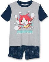 NEW Yokai Watch Yo-Kai Watch Jibanyan Sleep Set Grey Marle