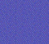 Camilla And Marc SheetWorld Fitted Crib / Toddler Sheet - Primary Colorful Pindots Purple Woven - Made In USA - 28 inches x 52 inches (71.1 cm x 132.1 cm)