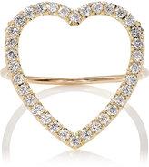 Jennifer Meyer Women's Large Open Heart Ring