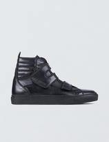 Raf Simons High Top Velcro Sneaker