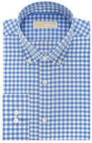 MICHAEL Michael Kors Gingham Long Sleeve Button-Down Shirt