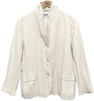 Issey Miyake Khaki Jacket for Women Vintage