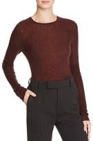 Vince Long Sleeve Crewneck Sweater