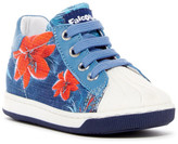 Naturino Print Gomma Hi-Top Sneaker (Baby & Toddler)