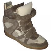 Isabel Marant Bekett Basketball Shoes