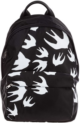 McQ Swallow Swallow Backpack