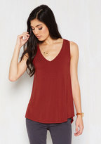 Endless Possibilities Tank Top in Ginger in XS