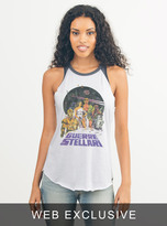 Junk Food Clothing Star Wars Raglan Tank-ew/jb-s