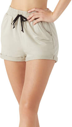 Glyder Women's Active Shorts SAND - Sand Pull-On Leisure Shorts - Women