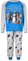 Star Wars Children's Character Pyjamas, Blue/Grey
