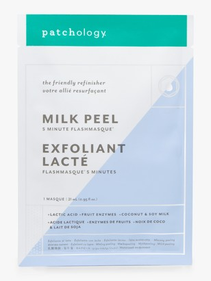 Patchology FlashMasque Milk Peel 5 Minute Sheet Mask