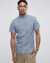 Superdry Short Sleeve Gingham Shirt