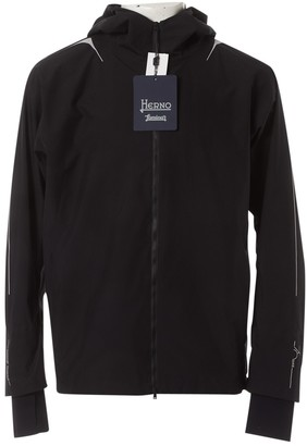 Heron Preston Black Polyester Jackets