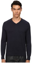 Jack Spade Dexler Cotton V-Neck Sweater