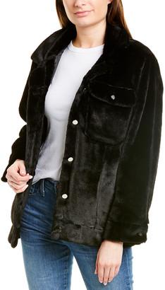 Ava & Kris Elle Oversized Jacket