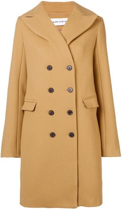 Carven double breasted coat