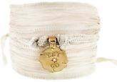 Catherine Michiels Yellow Gold Let Go Charm Bracelet
