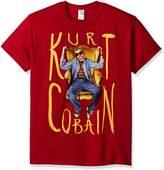 FEA Kurt Cobain Sitting Chair T-shirt