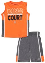 "RBX Little Boys' Toddler ""Hoop King"" 2-Piece Outfit"