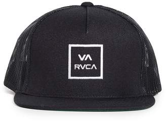 RVCA VA All The Way Truck Hat